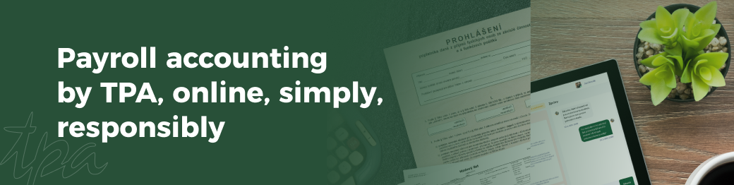 Payroll accounting by TPA, online, simply, responsibly
